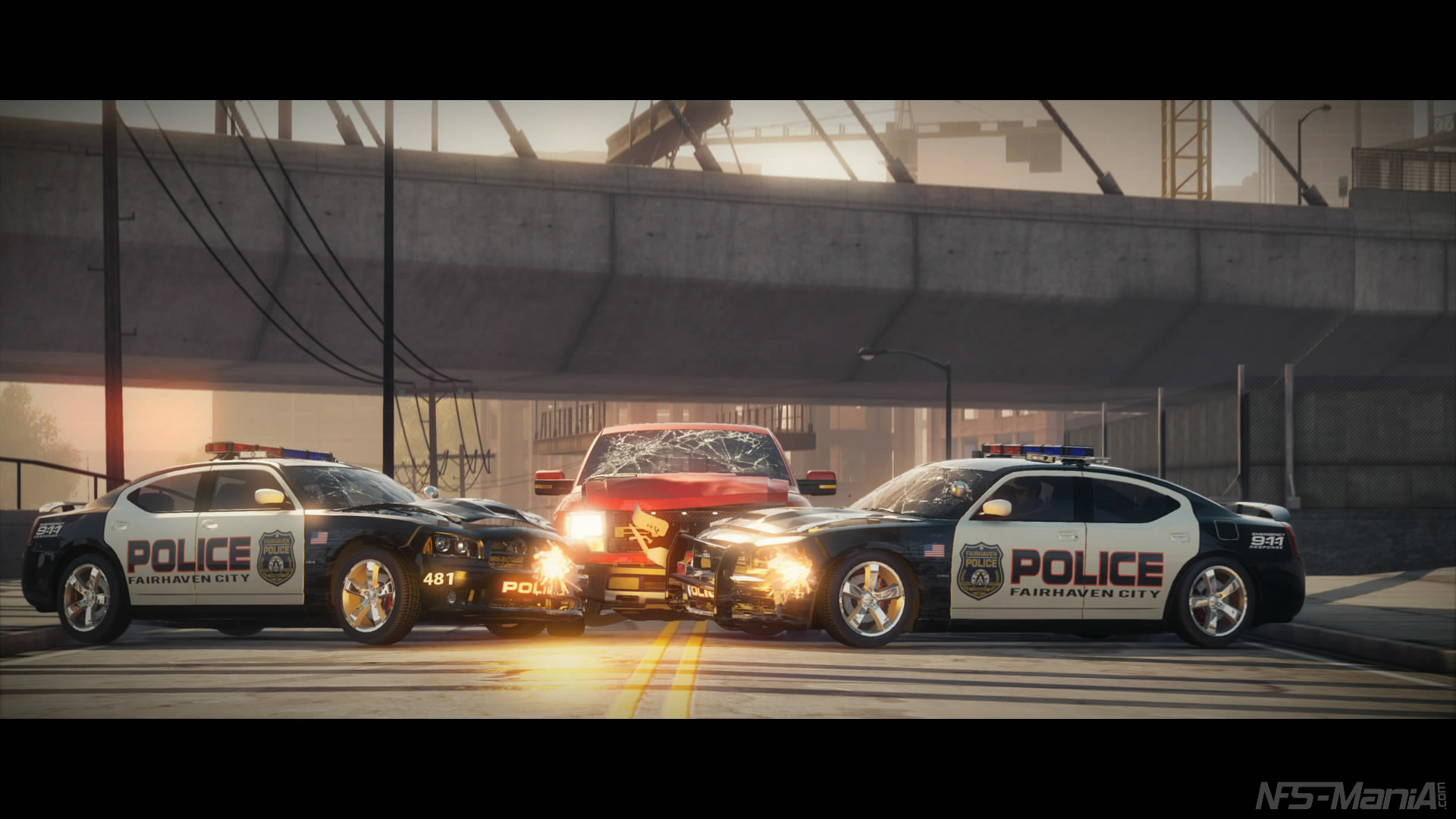 Need For Speed Most Wanted Tomahawk Talk