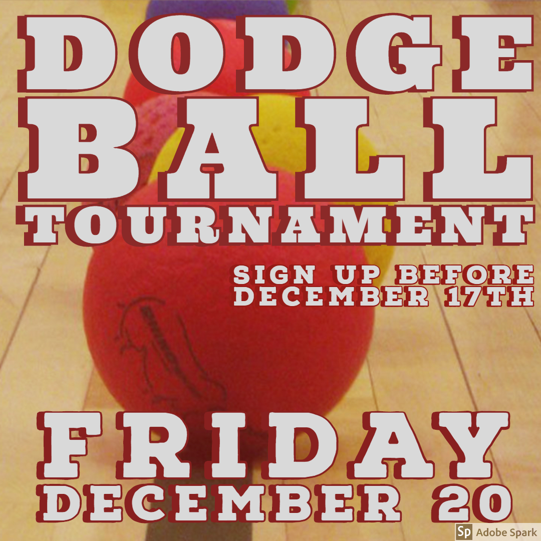 Dodge ball Tournament