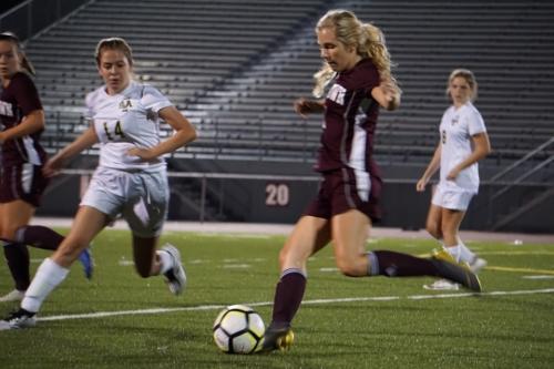 Girls Soccer 7